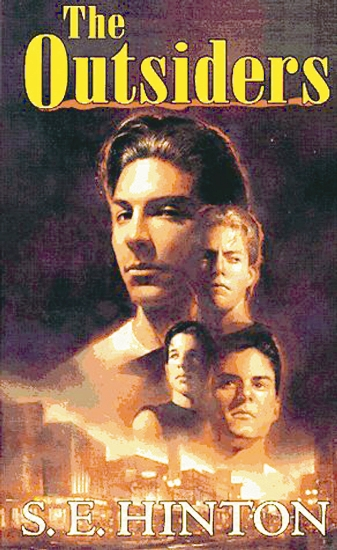 Book report the outsiders by se hinton