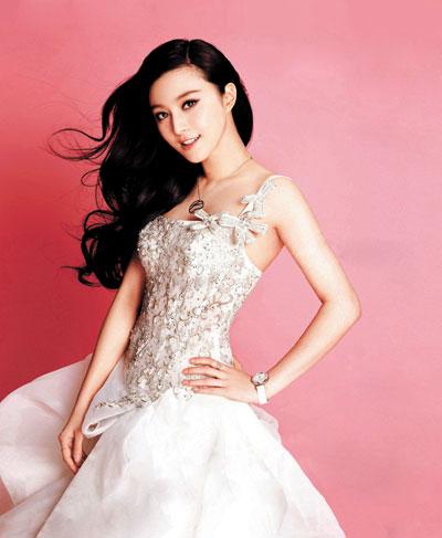 Fan Bingbing tops Forbes China Celebrity List
