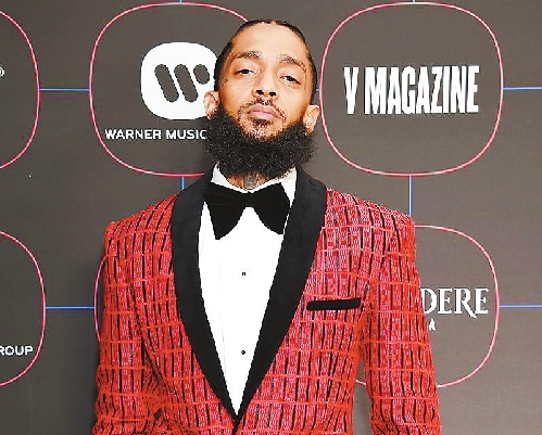 Article>Grammy-nominated rapper Nipsey Hussle shot dead at