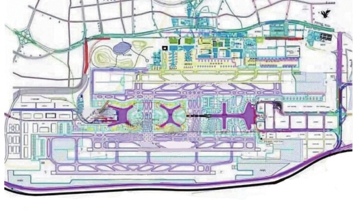 Article>AIRPORT'S 3RD RUNWAY PROJECT APPROVED</Article>
