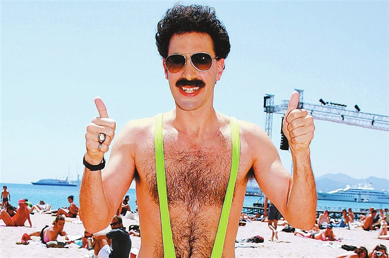 Article Borat Sequel To Be Released By Amazon Article